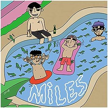 Miles (feat. Duki)