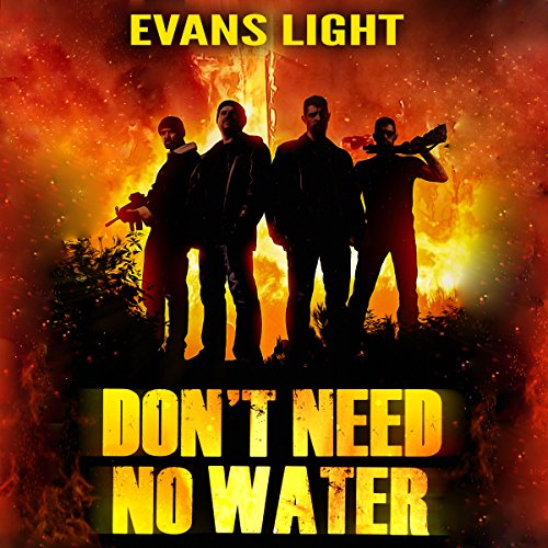 Don't Need No Water audiobook cover art