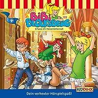 Chaos im Hexeninternat (Bibi Blocksberg 122) Hörbuch