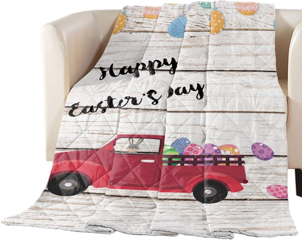 Comforter Today's only 64x88 inch All SEAL limited product Season Easter Cover Bedding R