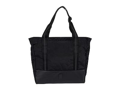 Chrome Civvy Messenger Tote (Black Chrome) Bags