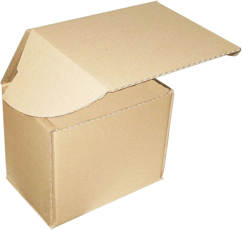400 Kartons 140 x 100 x 120 mm Schachtel mit Deckel Box Verpackung Versandkarton dimapax B071NTK2XH | Luxus