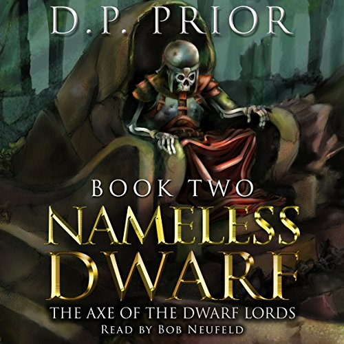 Couverture de The Axe of the Dwarf Lords