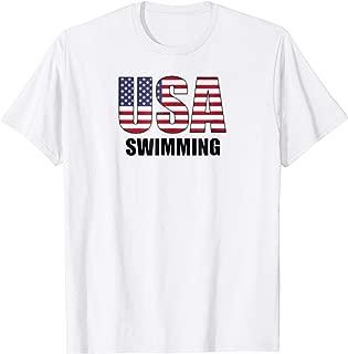 usa swimming apparel
