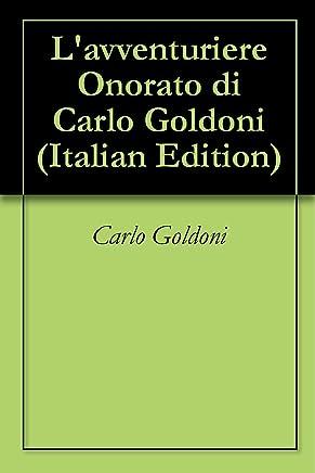 Lavventuriere Onorato di Carlo Goldoni