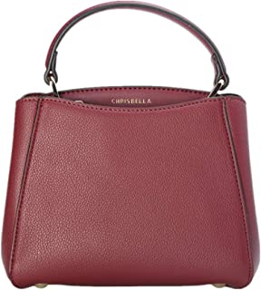 CHRISBELLA Double Zipper Pocket Crossbody Bags for Women, Soft PU Leather Shoulder Purse Bag
