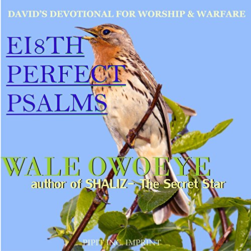 Eight Perfect Psalms audiobook cover art