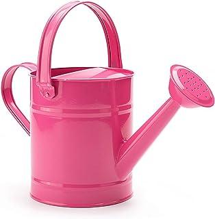 WANGFENG 1.5L Iron Plant Shower Watering Can Bonsai Home Garden Water Pot Sprinkler Irrigation Supplies Kettle Gardening T...