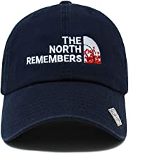 Game of Thrones | The North Remembers | Dad Hat Cotton Baseball Cap Polo Style Low Profile …