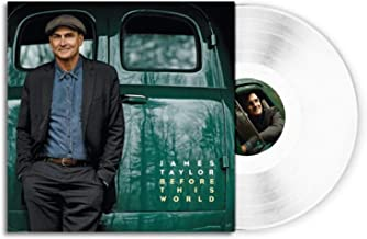James Taylor - Before This World (Exclusive Limited Edition 180g Clear vinyl) [vinyl] James Taylor