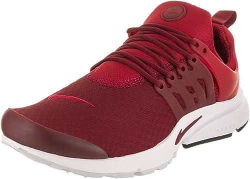 Nike Herren Air Presto Wesentliche Gym Rot Team rot Team rot Laufschuh 10 US 10