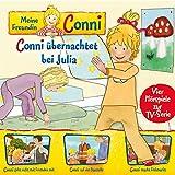 08: Conni übernachtet bei Julia / Conni geht nicht mit Fremden mit / Conni auf der Baustelle / Conni macht Flohmarkt (Vier Hörspiele zur TV-Serie)
