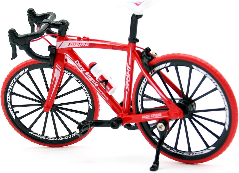 JAMOR Very popular! Bicycle Tulsa Mall Model Mountain Bike Toy Simulation 1:10 Racing