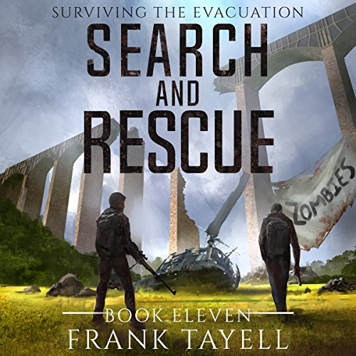 Surviving the Evacuation, Book 11 audiobook cover art