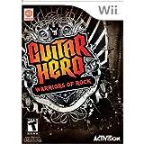 Guitar Hero: Warriors of Rock Stand-Alone Software - Nintendo Wii