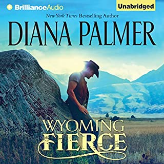 Wyoming Fierce audiobook cover art