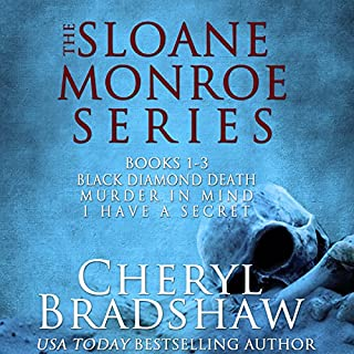 Sloane Monroe Series Boxed Set, Books 1-3 cover art