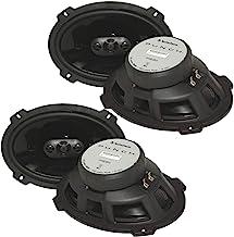 "(4) Rockford Fosgate P1694 600 Watt 6x9"" Punch Series 4-Way Car Audio Speakers - FlexFit basket design - OEM adapter plate... photo"