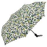 ワールドパーティー(Wpc.) キウ(KiU) 雨傘 折りたたみ傘 自動開閉傘 オフホワイト 白 58cm レディース メンズ ユニセックス K65-050フローラホワイト58cm(親骨)