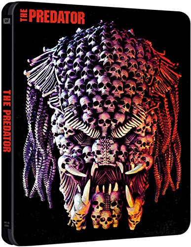 Predator Blu-Ray Steelbook [Blu-ray]