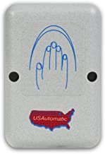 USAutomatic 050510 Push to Operate Button Wireless Transmitter for Sentry Gate Openers, Silver