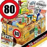 Geschenk Box / 24er Allerlei / Geburtstag 80 / DDR Geschenkbox Vater
