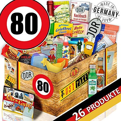 Geschenkideen / 24er Allerlei / Geburtstag 80 / DDR Geschenk Opa