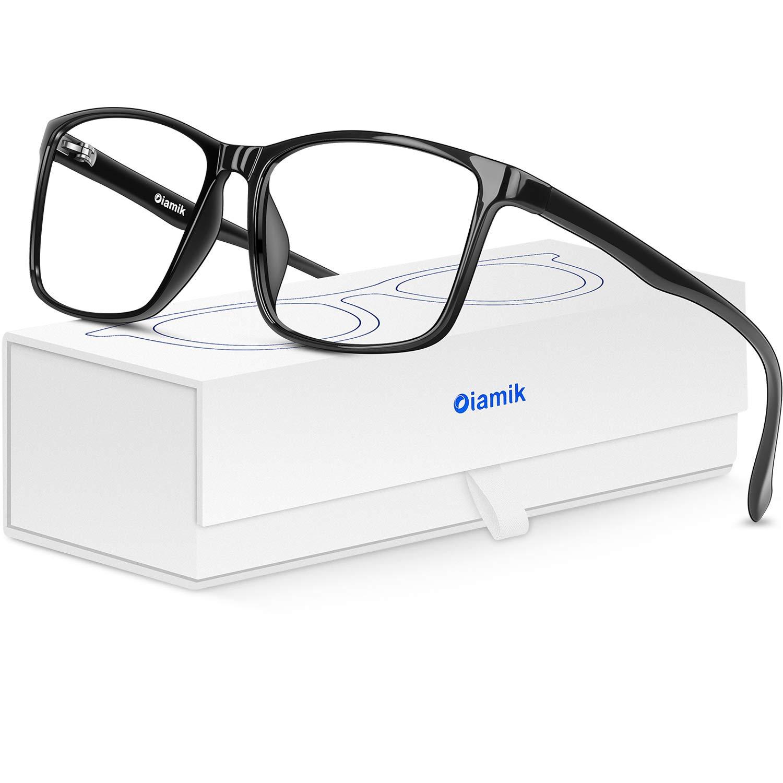 Oiamik Blocking Lightweight Eyeglasses Depression