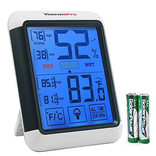 Temperature Monitor: Amazon.com