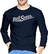 Bob Seger The Silver Bullet Band Men's Adult Ultra Cotton Long Sleeve T-Shirt