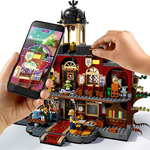 LEGO Hidden Sides sets are cool building sets for older kids and a great gift for tweens