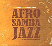 Afrosambajazz: The Music of Baden Powell by Mario Adnet (2009-09-15)