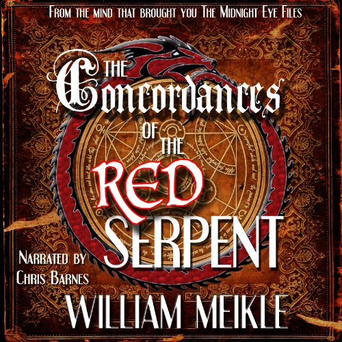 The Concordances of the Red Serpent audiobook cover art