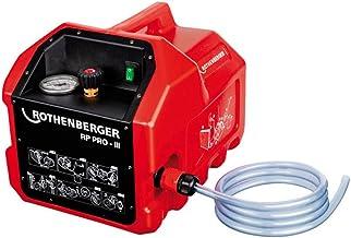 Pompa vamzdyno testavimui elektrinė RP PRO III, Rothenberger