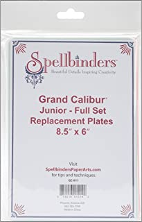Spellbinders Junior Replacement Die Cutting Plates
