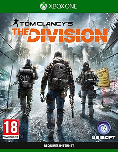 Tom Clancy's: The Division - Xbox One [video game]