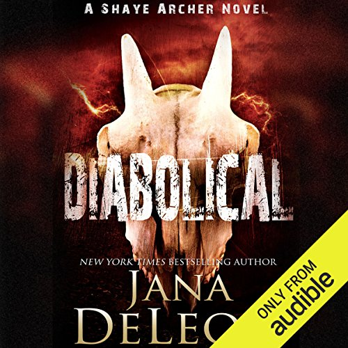 Couverture de Diabolical