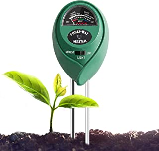 soil moisture meters for turfgrass