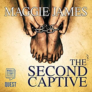 The Second Captive                   By:                                                                                                                                 Maggie James                               Narrated by:                                                                                                                                 Charlie Sanderson                      Length: 10 hrs and 41 mins     5 ratings     Overall 3.8