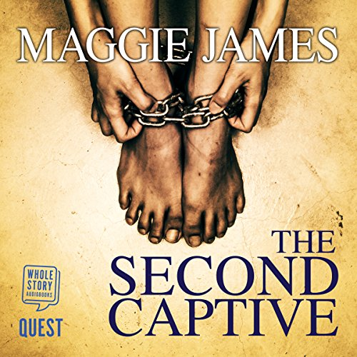 The Second Captive audiobook cover art