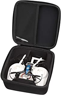 Aproca Hard Travel Storage Case Compatible with Holy Stone HS170 Predator Mini RC Helicopter Drone