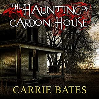 The Haunting of Cardon House audiobook cover art