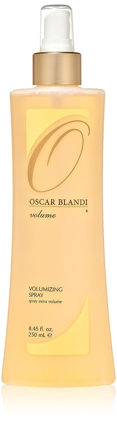 機構市長盟主Oscar Blandi ボリュームアップスプレー、8.45液量オンス 8.45オンス 色なしません