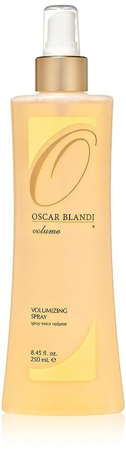 おもてなし同等の架空のOscar Blandi ボリュームアップスプレー、8.45液量オンス 8.45オンス 色なしません