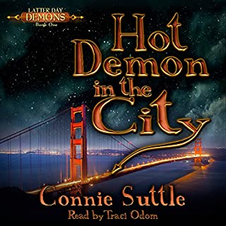 Hot Demon in the City cover art