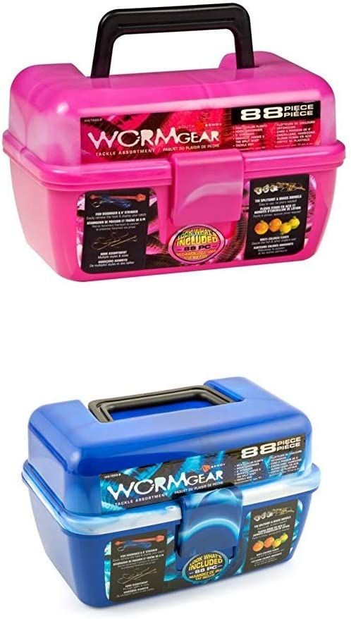 New arrival South Bend Wormgear Tackle High material Piece Box-88