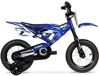 Brand New 12 BMX Yamaha Bike Bicycle Exercise Gym Motor Dirt Road Boys Motorcross Sports by Prathai