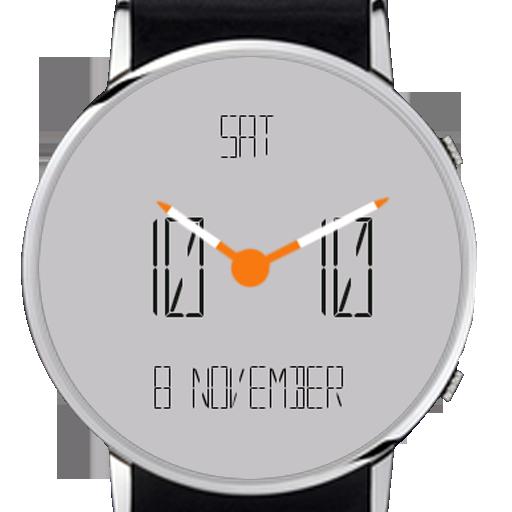 Wear Watchface Z2