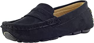 PPXID Toddler Little Kid Big Kid's Girl's Boy's Suede Slip-on Loafers Shoes Shoes