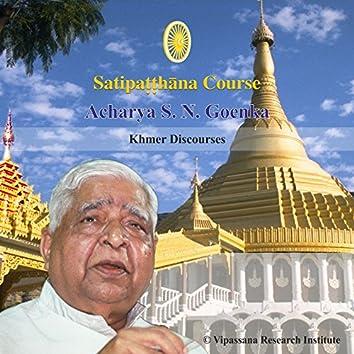 Satipatthana - Vipassana Discourses - Khmer
